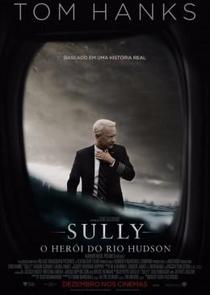 Sully: O Herói do Rio Hudson - Poster / Capa / Cartaz - Oficial 5