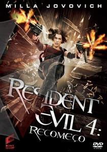 Resident Evil 4: Recomeço - Poster / Capa / Cartaz - Oficial 8