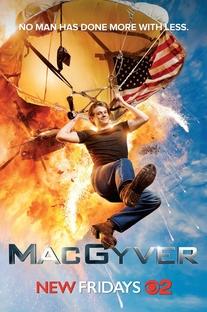 MacGyver (1ª Temporada) - Poster / Capa / Cartaz - Oficial 1