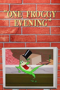 One Froggy Evening - Poster / Capa / Cartaz - Oficial 2