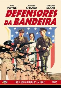 Defensores da Bandeira - Poster / Capa / Cartaz - Oficial 1