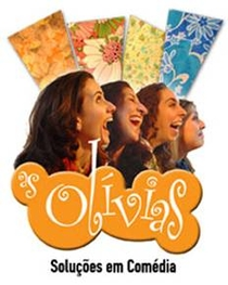 As Olívias - Poster / Capa / Cartaz - Oficial 1
