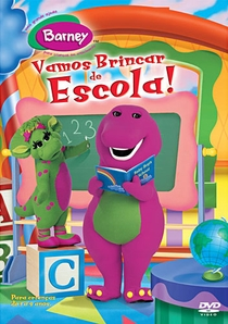Barney - Vamos Brincar de Escola - Poster / Capa / Cartaz - Oficial 1