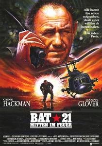 Bat 21 - Missão no Inferno - Poster / Capa / Cartaz - Oficial 1