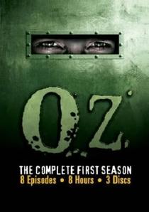 Oz (1ª Temporada) - Poster / Capa / Cartaz - Oficial 2