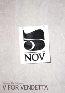 V de Vingança - Poster / Capa / Cartaz - Oficial 11