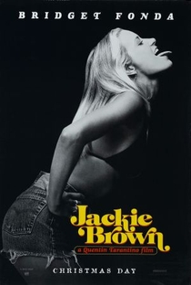 Jackie Brown - Poster / Capa / Cartaz - Oficial 3