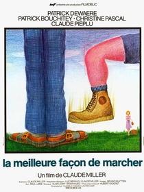 A Melhor Maneira de Andar - Poster / Capa / Cartaz - Oficial 1