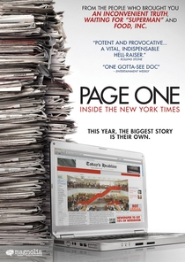 Primeira Página: Por Dentro do New York Times - Poster / Capa / Cartaz - Oficial 3
