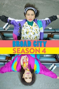 Broad City (4ª Temporada) - Poster / Capa / Cartaz - Oficial 1
