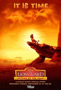 A Guarda do Leão: Um Novo Rugido - Poster / Capa / Cartaz - Oficial 1