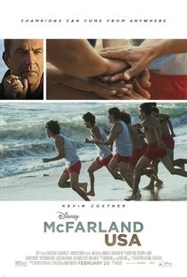 McFarland dos EUA - Poster / Capa / Cartaz - Oficial 1