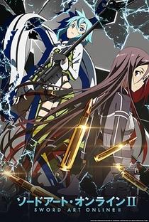 Sword Art Online (2ª Temporada) - Poster / Capa / Cartaz - Oficial 5