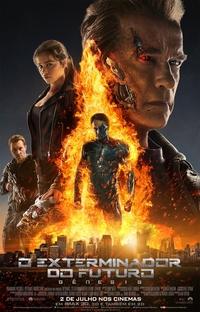 O Exterminador do Futuro: Gênesis - Poster / Capa / Cartaz - Oficial 9