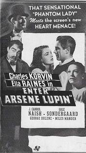 Arsene Lupin - Poster / Capa / Cartaz - Oficial 4