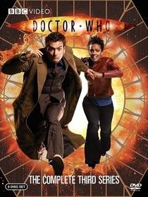 Doctor Who (3ª Temporada) - Poster / Capa / Cartaz - Oficial 1
