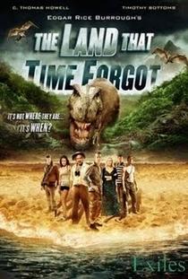 A Terra que o Tempo Esqueceu - Poster / Capa / Cartaz - Oficial 1