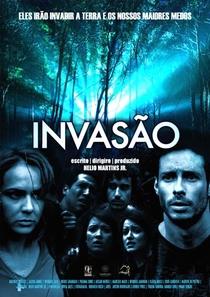 Invasão - Poster / Capa / Cartaz - Oficial 1