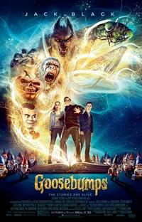 Goosebumps - Monstros e Arrepios - Poster / Capa / Cartaz - Oficial 1