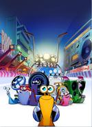 Turbo FAST (1ª Temporada) (Turbo FAST (Season 1))