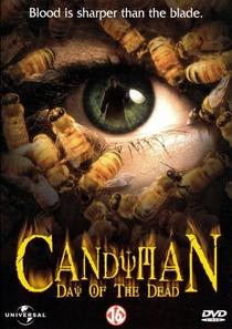 Candyman: Dia dos Mortos - Poster / Capa / Cartaz - Oficial 6