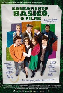 Saneamento Básico, O Filme - Poster / Capa / Cartaz - Oficial 1