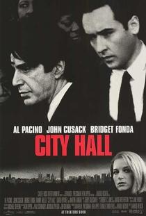 City Hall - Conspiração no Alto Escalão - Poster / Capa / Cartaz - Oficial 3