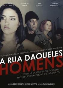A Rua daqueles homens - Poster / Capa / Cartaz - Oficial 1
