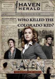 Haven (3ª Temporada) - Poster / Capa / Cartaz - Oficial 3