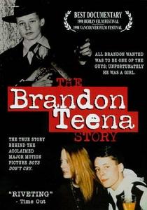 The Brandon Teena Story  - Poster / Capa / Cartaz - Oficial 1