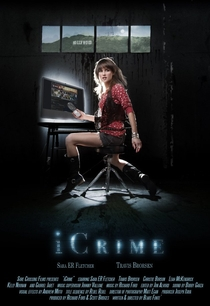 iCrime - Poster / Capa / Cartaz - Oficial 1
