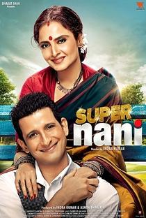 Super Nani - Poster / Capa / Cartaz - Oficial 1