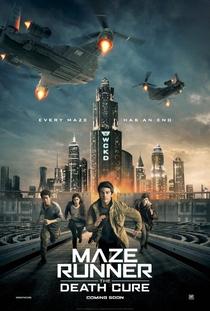 Maze Runner: A Cura Mortal - Poster / Capa / Cartaz - Oficial 4