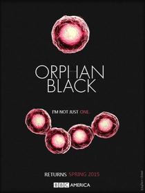 Orphan Black (3ª Temporada) - Poster / Capa / Cartaz - Oficial 5