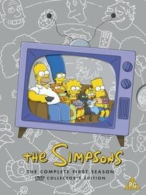 Os Simpsons (1ª Temporada) - Poster / Capa / Cartaz - Oficial 1