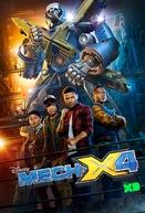 Mech-X4 (1ª Temporada) (Mech-X4 (Season 1))
