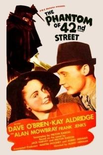 Fantasma da Rua 42 - Poster / Capa / Cartaz - Oficial 3
