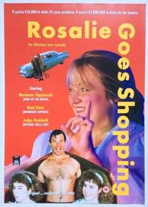 Rosalie Vai às Compras - Poster / Capa / Cartaz - Oficial 8