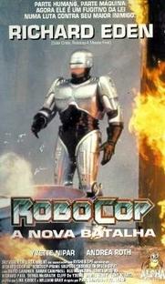RoboCop - A Nova Batalha - Poster / Capa / Cartaz - Oficial 1