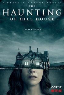 A Maldição da Residência Hill - Poster / Capa / Cartaz - Oficial 2