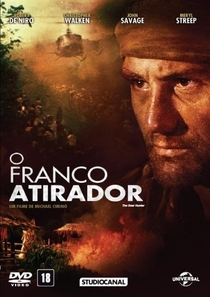 O Franco Atirador - Poster / Capa / Cartaz - Oficial 13