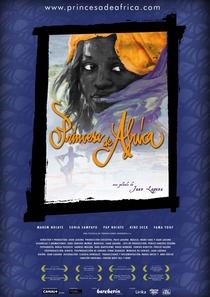 Princesa de África - Poster / Capa / Cartaz - Oficial 1