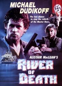 O Rio da Morte - Poster / Capa / Cartaz - Oficial 4