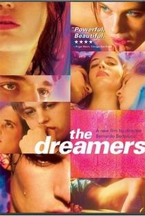 Os Sonhadores - Poster / Capa / Cartaz - Oficial 10