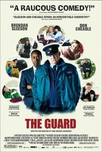 O Guarda - Poster / Capa / Cartaz - Oficial 3