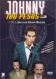 Johnny 100 Pesos - Poster / Capa / Cartaz - Oficial 1