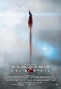 O Homem de Aço - Poster / Capa / Cartaz - Oficial 4
