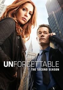 Unforgettable (2ª Temporada) - Poster / Capa / Cartaz - Oficial 1
