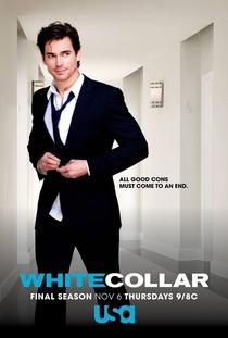 White Collar (6ª Temporada) - Poster / Capa / Cartaz - Oficial 1
