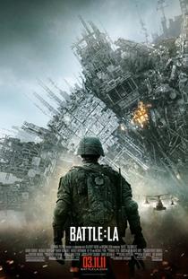 Invasão do Mundo: Batalha de Los Angeles - Poster / Capa / Cartaz - Oficial 4